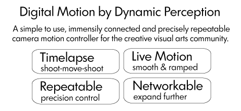 Digital NMX Motion Controller -PRO