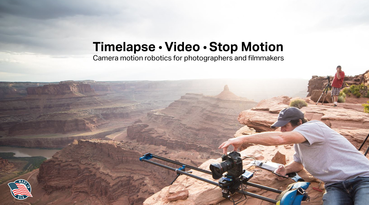 Timelapse Motion Control